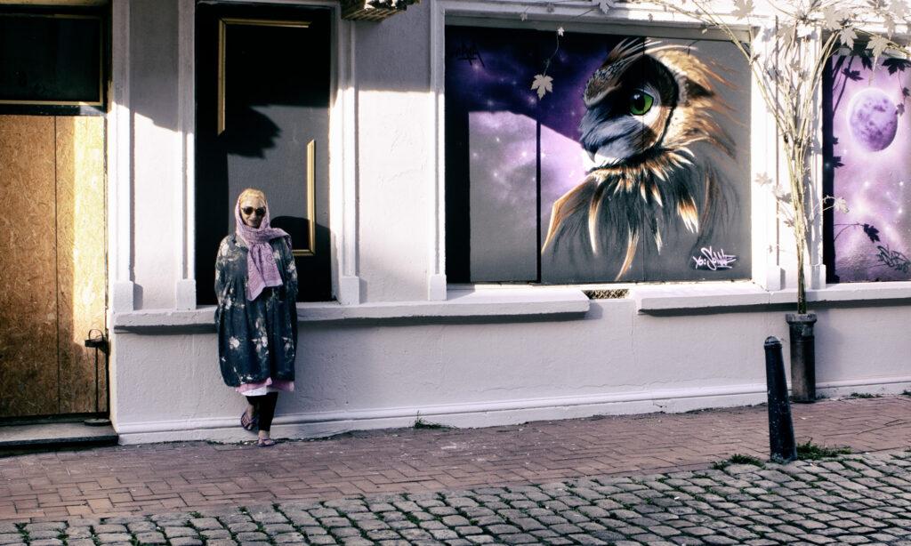 Das Bild zeigt Anne Schmeckies