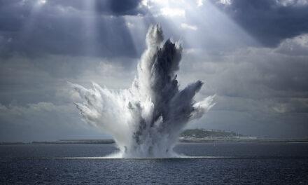 Sprengstoff in der Nordsee – Forscher untersuchen Weltkriegs-Altlasten