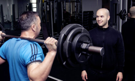 Trainieren für ein gesundes Älterwerden