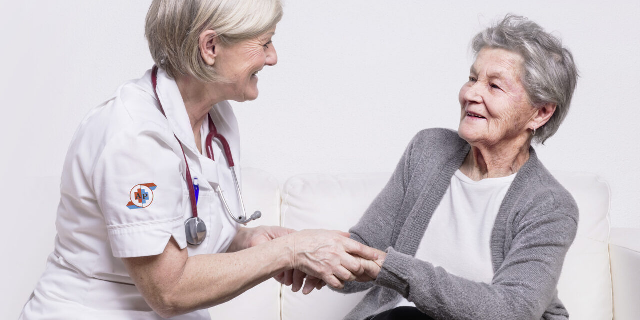 Seniorenbegleitung schafft Lebensfreude