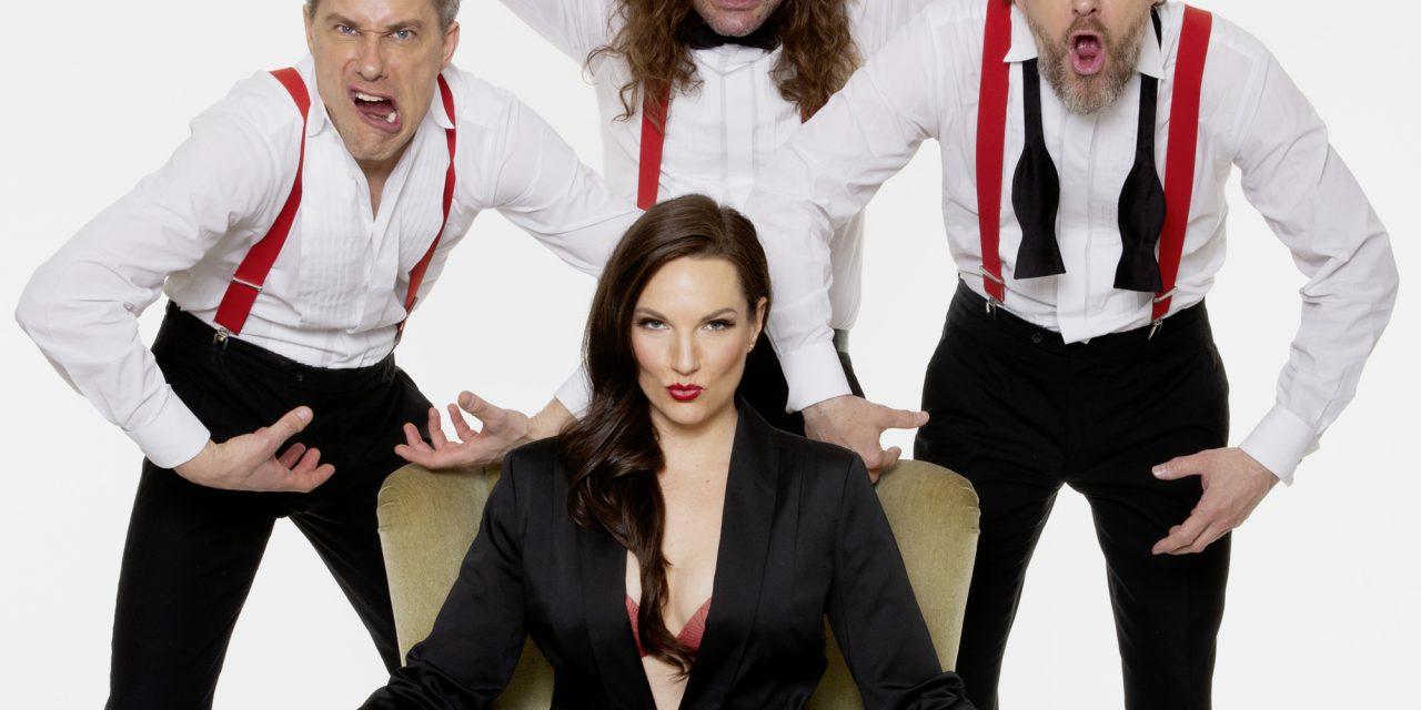 Genial verrückt – Existenzielle Fragen und musikalische Eskapaden