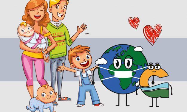 Mit Cora & Conrad die Welt entdecken
