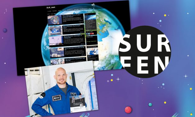 Surfen: Deutsche Zentrum für Luft- und Raumfahrt