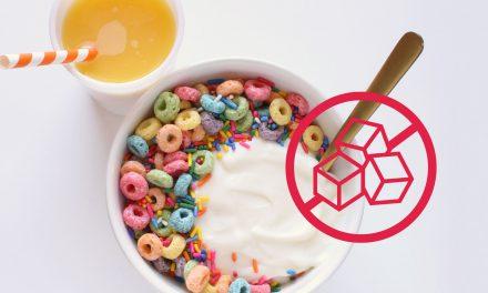 Das viel zu süße Frühstück