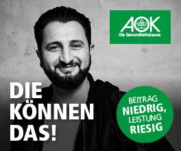 """AOK Bremen/Bremerhaven - Leistungen A - Z """"Die können das!"""""""