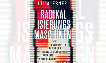Buchtipp: Radikalisierungsmaschinen