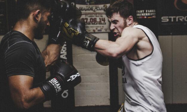 Jabs, Kicks, Hacken – Bremerhavener ist neuer Europameister 2019 im Kickboxen