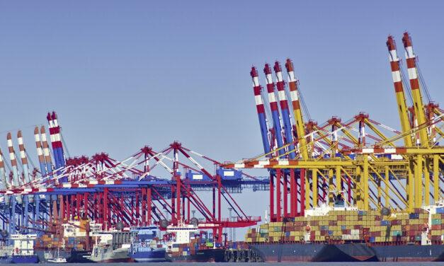 Kommen bald die vollautomatischen Containerterminals?