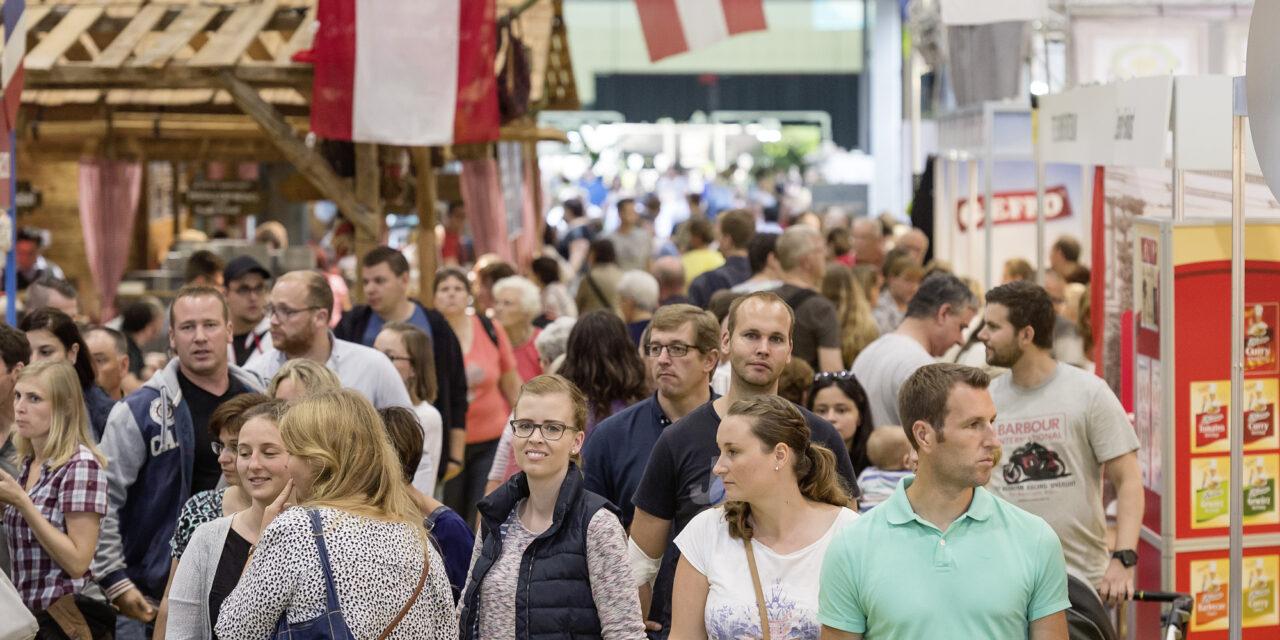 Das Erlebnis  für Shoppingfans – die 13. HanseLife in Bremen
