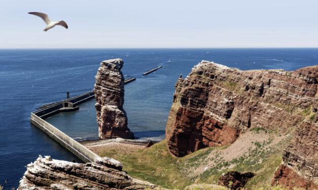 Rettungsinsel  für Allergiker – Helgoland lässt Besucher aufatmen