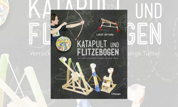 Basteln (Buchtipp): Tüfteln und Bauen