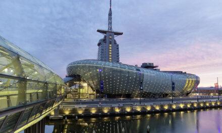 Klimahaus  Bremerhaven 8° Ost wird 10 Jahre!
