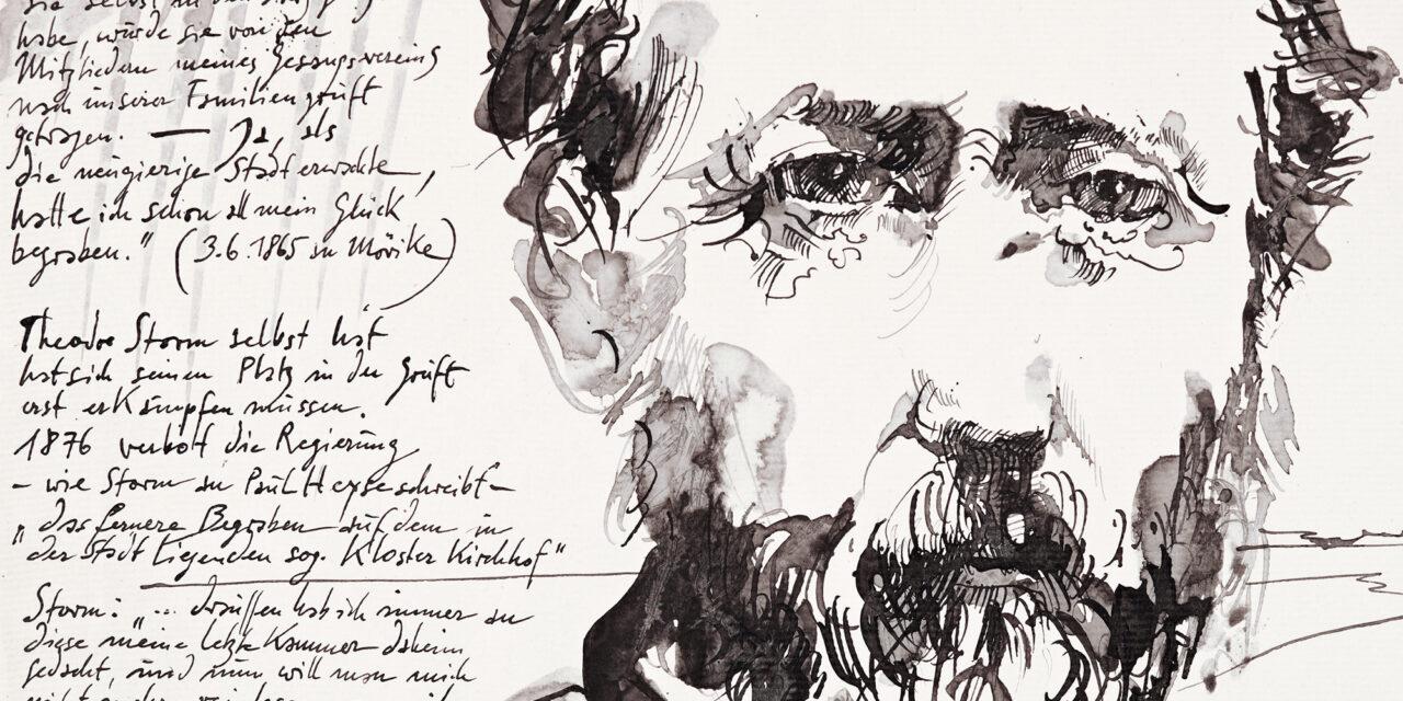 Horst Janssen – Doppelausstellung in Emden und Oldenburg