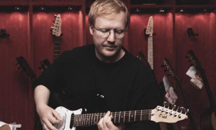 Im Porträt:  Musiker und Songschreiber  Silas Herder