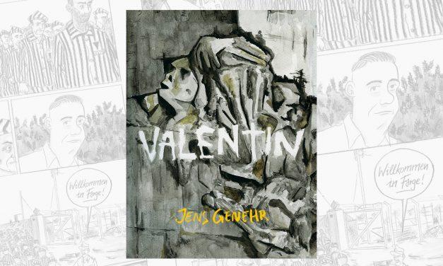 Valentin – Neue Graphic Novel zeigt Schrecken des Nationalsozialismus