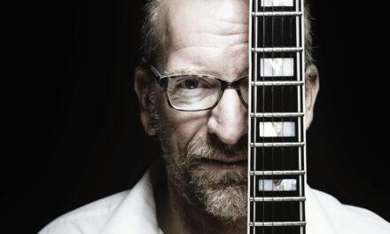 Im Porträt:  Jazzgitarrist  und Sänger  Jörg Seidel