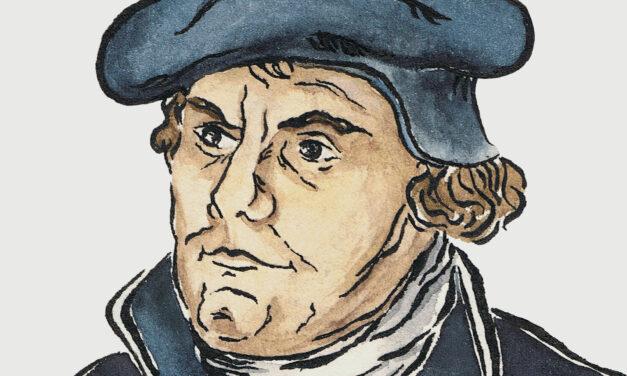 Danke, Martin! Wir wollen Dir, dem Vater der Reformationen, einfach Danke sagen