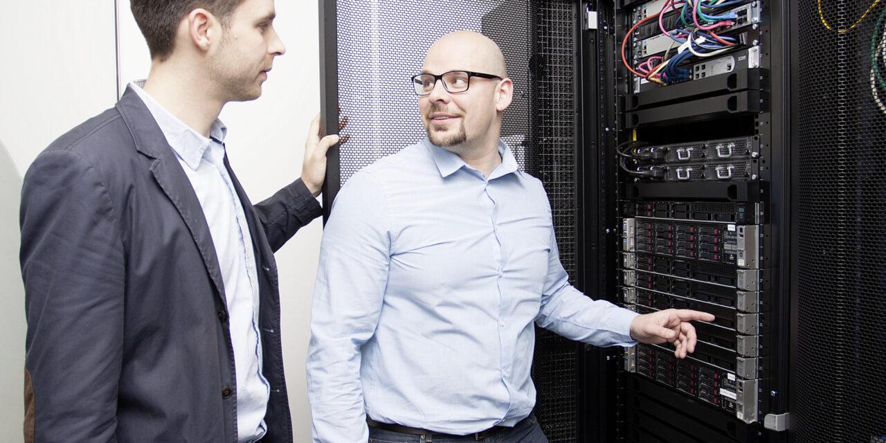 Auslagerung der IT-Systeme spart Zeit und Nerven