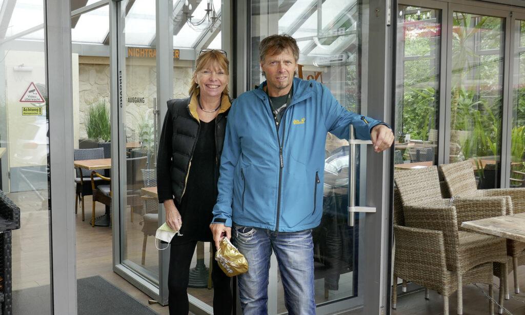 Beate Kühnau und Uwe Schmick. Blattlaus Bremerhaven und Tivoli.