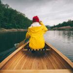 Natur-Idylle pur – Kanutouren auf Geeste, Lune und Medem