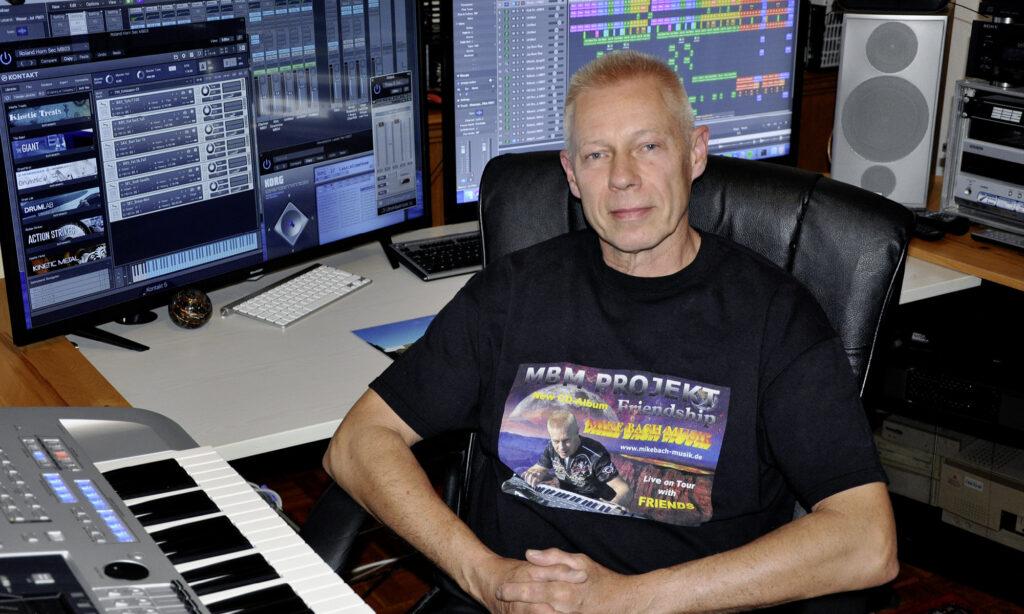 Mike Bach – Komponist, Keyborder, Produzent