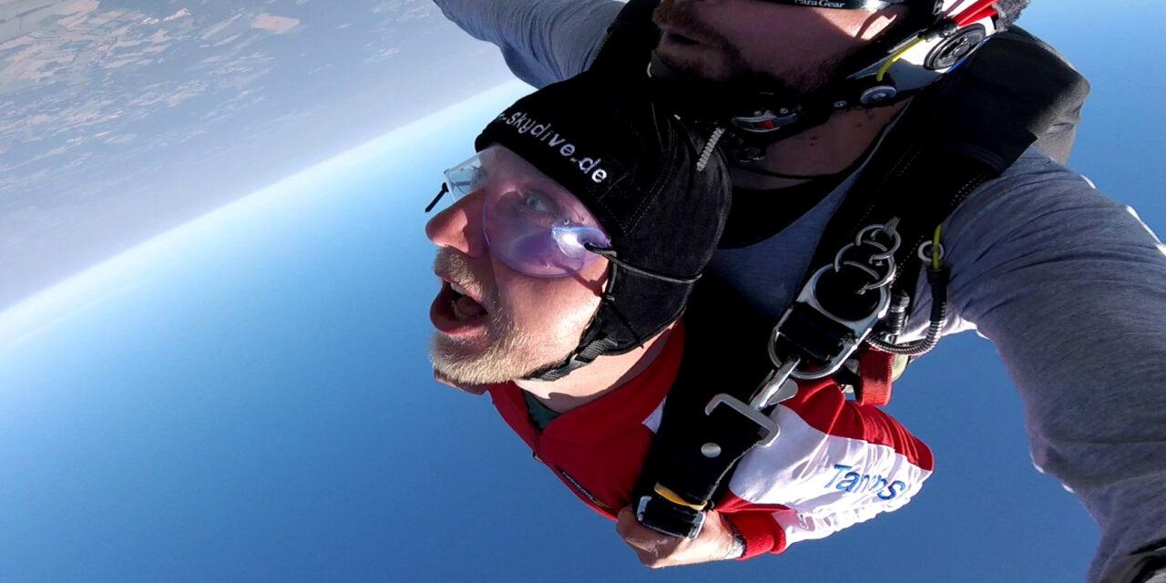 JUMP! Tandem-Skydive über Norddeutschland