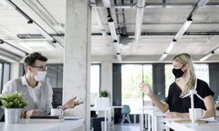 ZusammenArbeiten – mit Abstand am besten