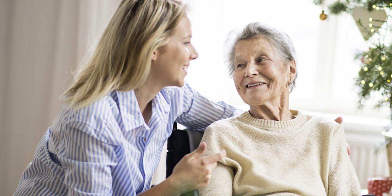 Familiencoach Pflege – AOK-Online-Programm für pflegende Angehörige