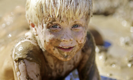Dreck ist gesund! Warum zu viel Hygiene Kindern schadet