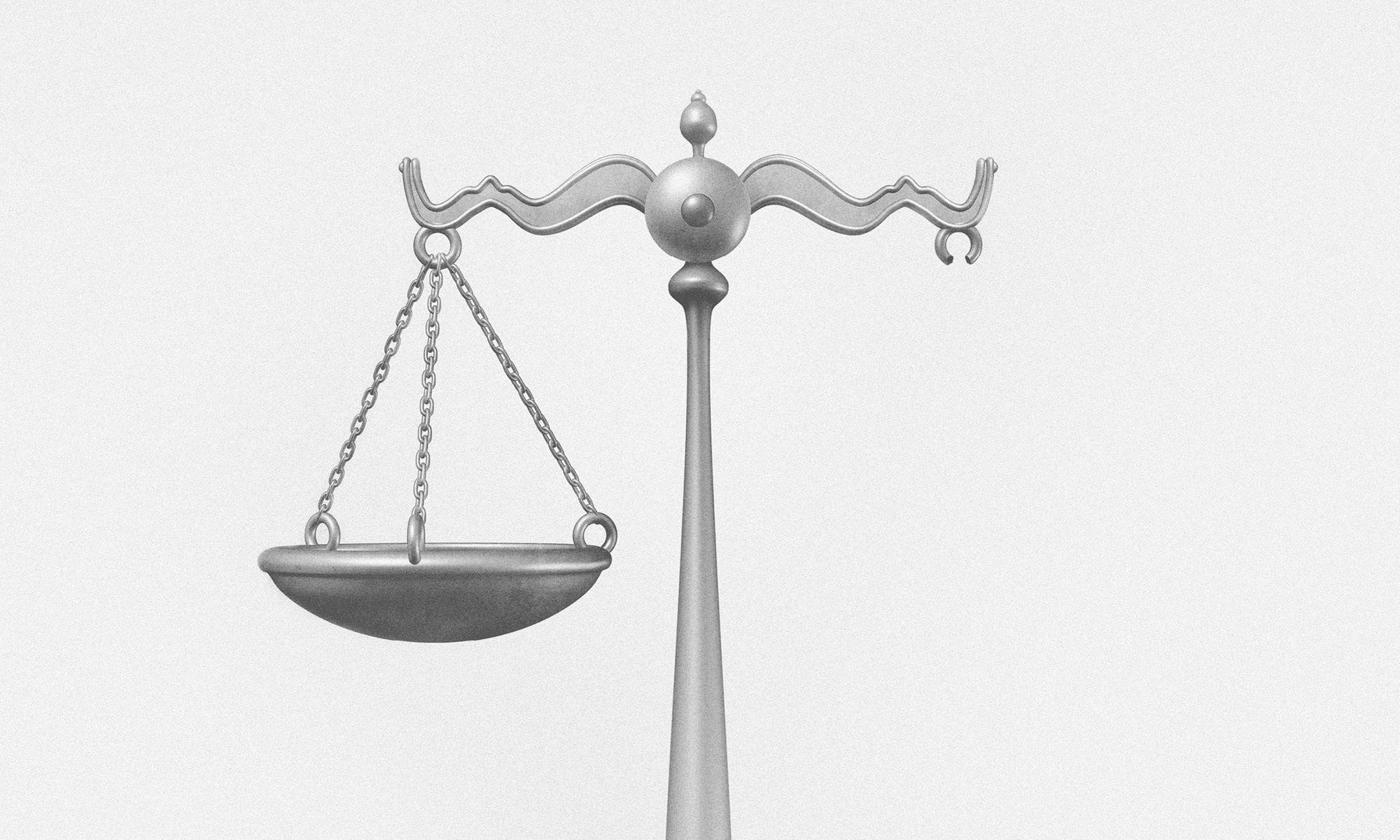 Das Versagen der Justiz