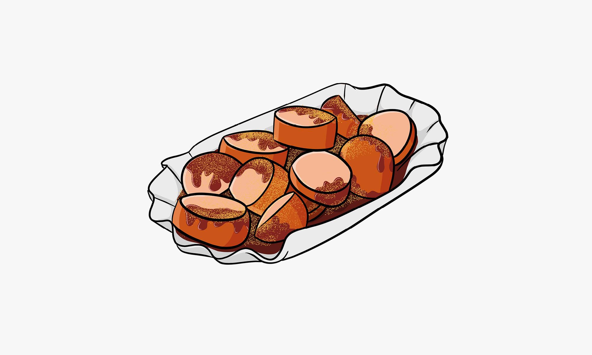Wird die Currywurst rehabilitiert?