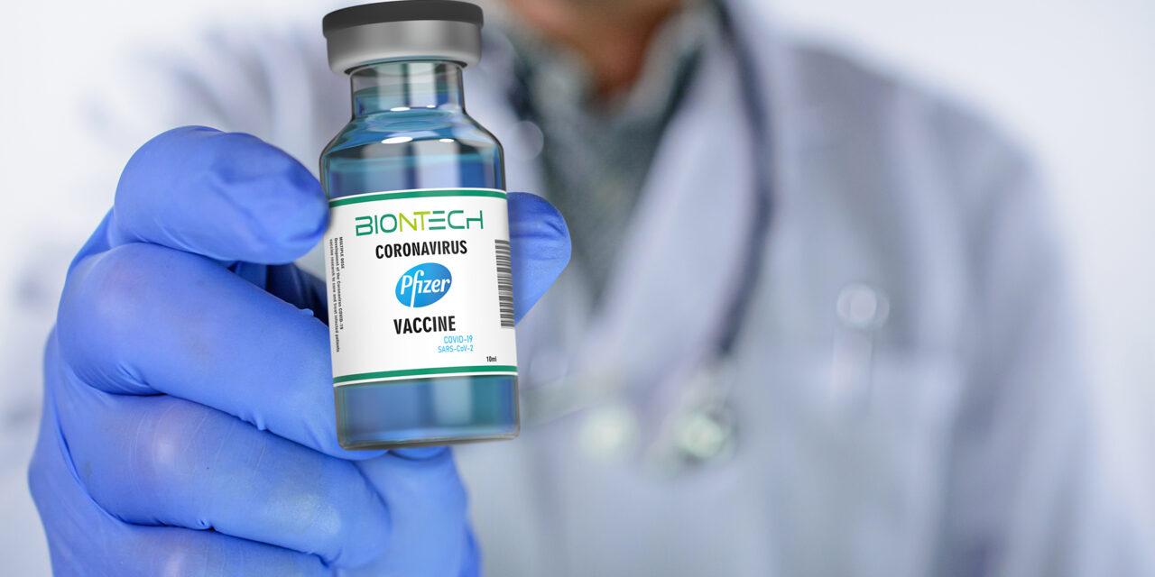 FDA informiert über den Pfizer-Biontech-Impfstoff