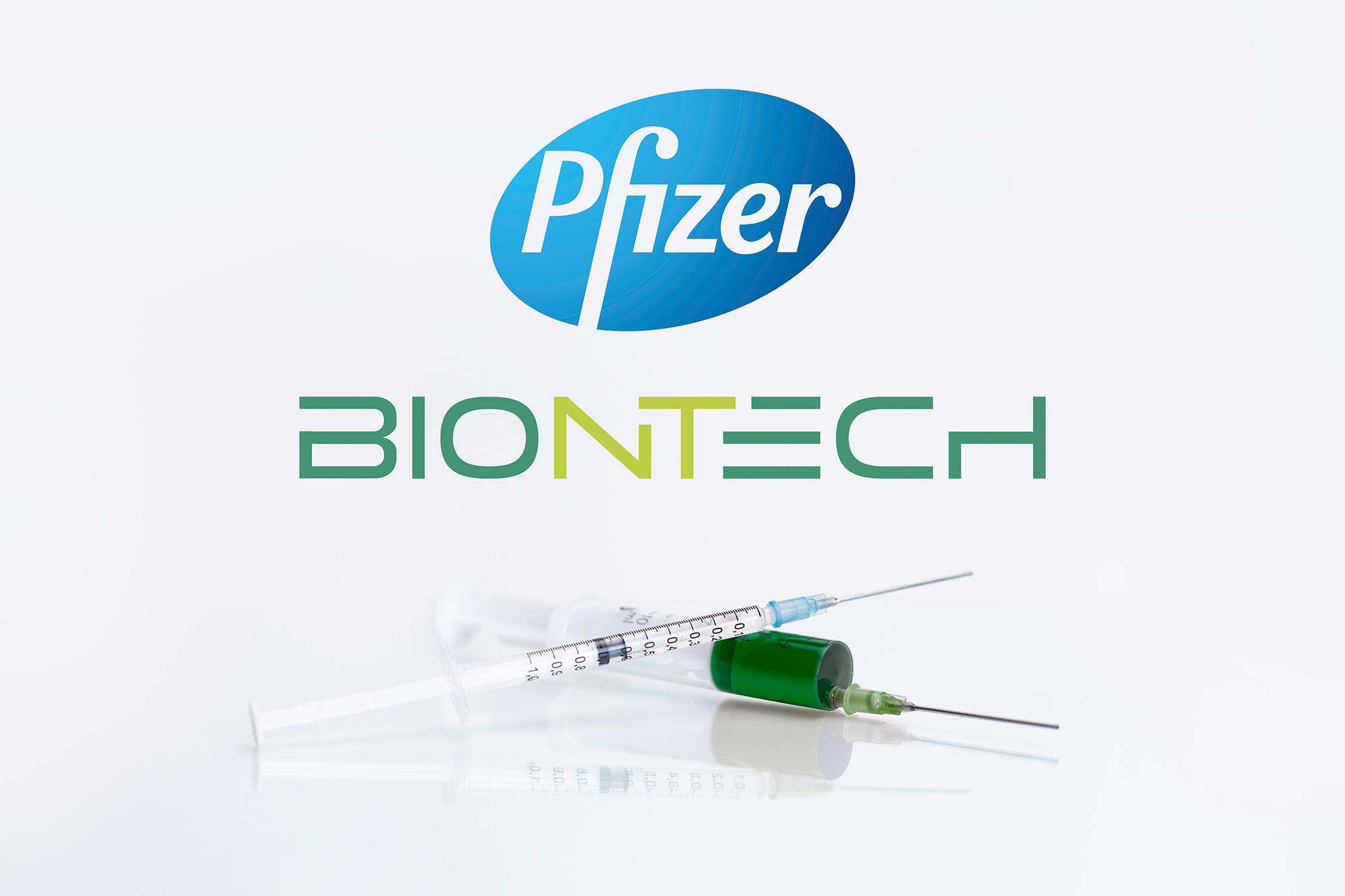 Biontech warnt vor eigenem Impfstoff