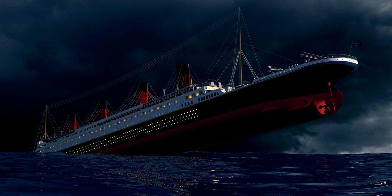 Triage auf der Titanic – Bill Gates oder Wir?