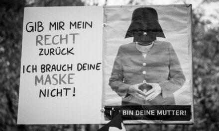Merkels Machtergreifung