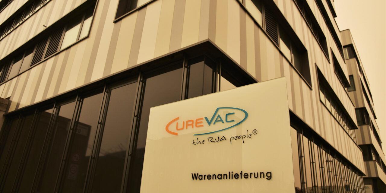 Cominarty-Patent gehört deutscher Curevac AG