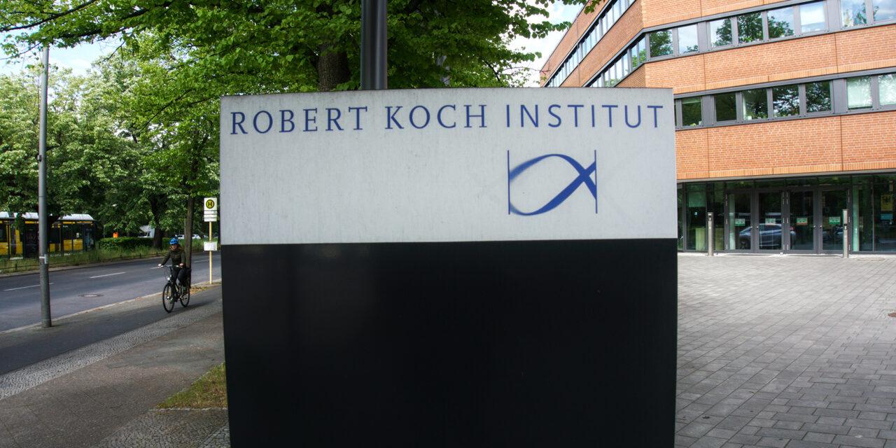 Die RKI-Betrugsmasche